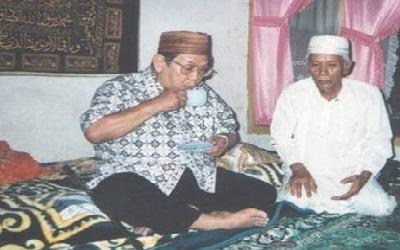 Biografi KH Afandi Abdul Muin Syafi'i