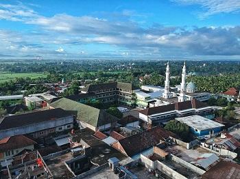 Pesantren Al Aziziyah Lombok Barat