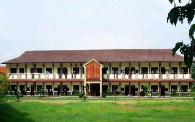 Pesantren Assa`Adah Serang, Banten