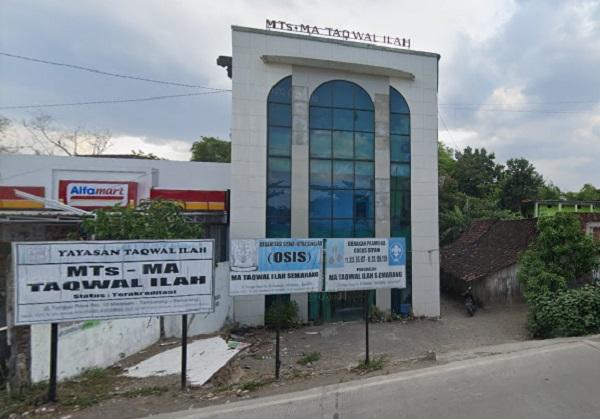 Pesantren Taqwal Ilah Semarang
