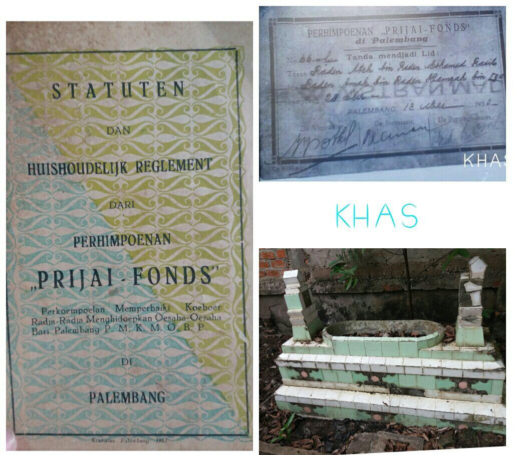 Biografi Raden Haji Muhammad Akil (Cek Aguscik)