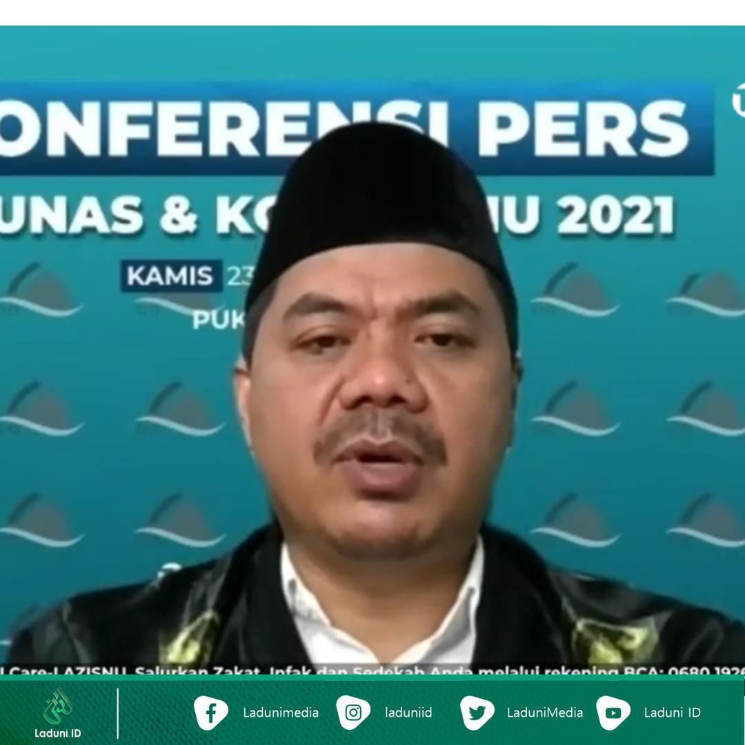 Munas-Konbes NU 2021 Siap Digelar dengan Prokes Ketat