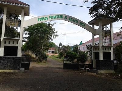 Pesantren Al Baladul Amin Hulu Sungai Selatan Kalsel