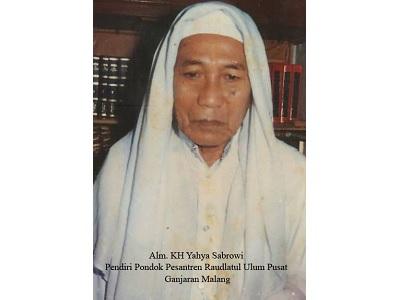 Biografi KH. Yahya Syabrowi