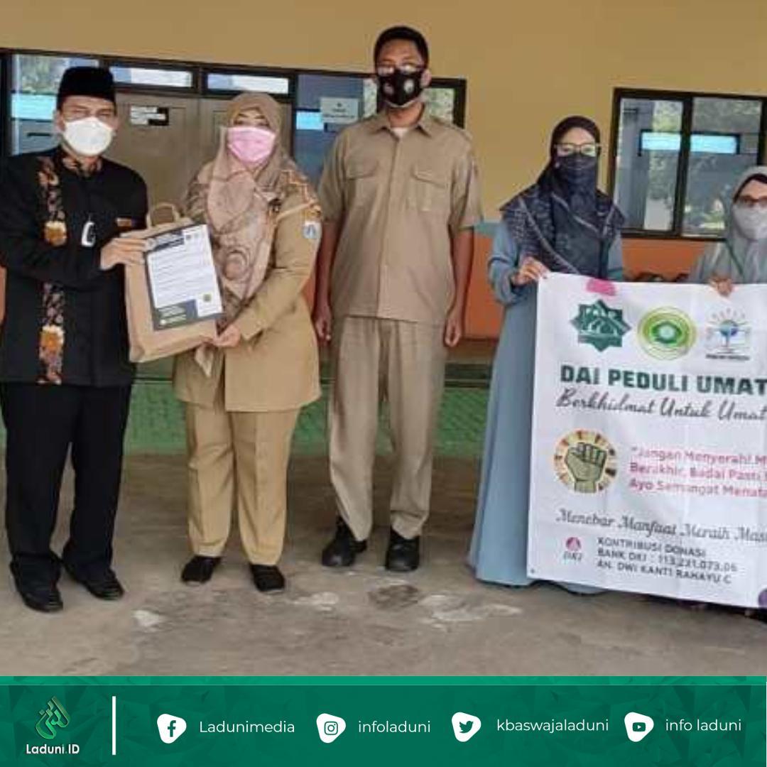 Bantu Masyarakat Isoman Covid 19, KODI Jakarta Bentuk Satgas Da'i Peduli Umat
