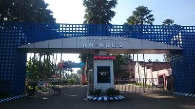 Lintas Religi dan Berdoa di Makam KH. M. Badruddin Anwar Malang