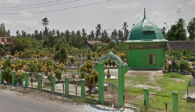 Lintas Religi dan Berdoa di Makam Syekh Muhammad Amin Banjarmasin