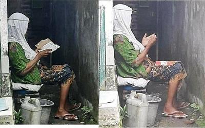 Doa Para Sesepuh di Sudut-Sudut Peradaban