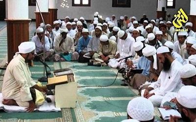 Daurah Online Habib Umar bin Hafidz, Pertama di Indonesia