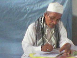 Tgk H Abdullah Tanjong Bungong Ulama Ahli Astronomi di Aceh