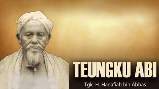 Syekh H. Hanafiah Abbas #1: Sosok Sultanul Aulia Aceh