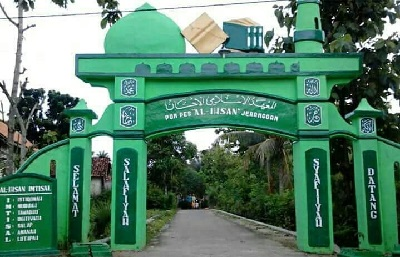 Pesantren Al-Ihsan Jrangoan Sampang